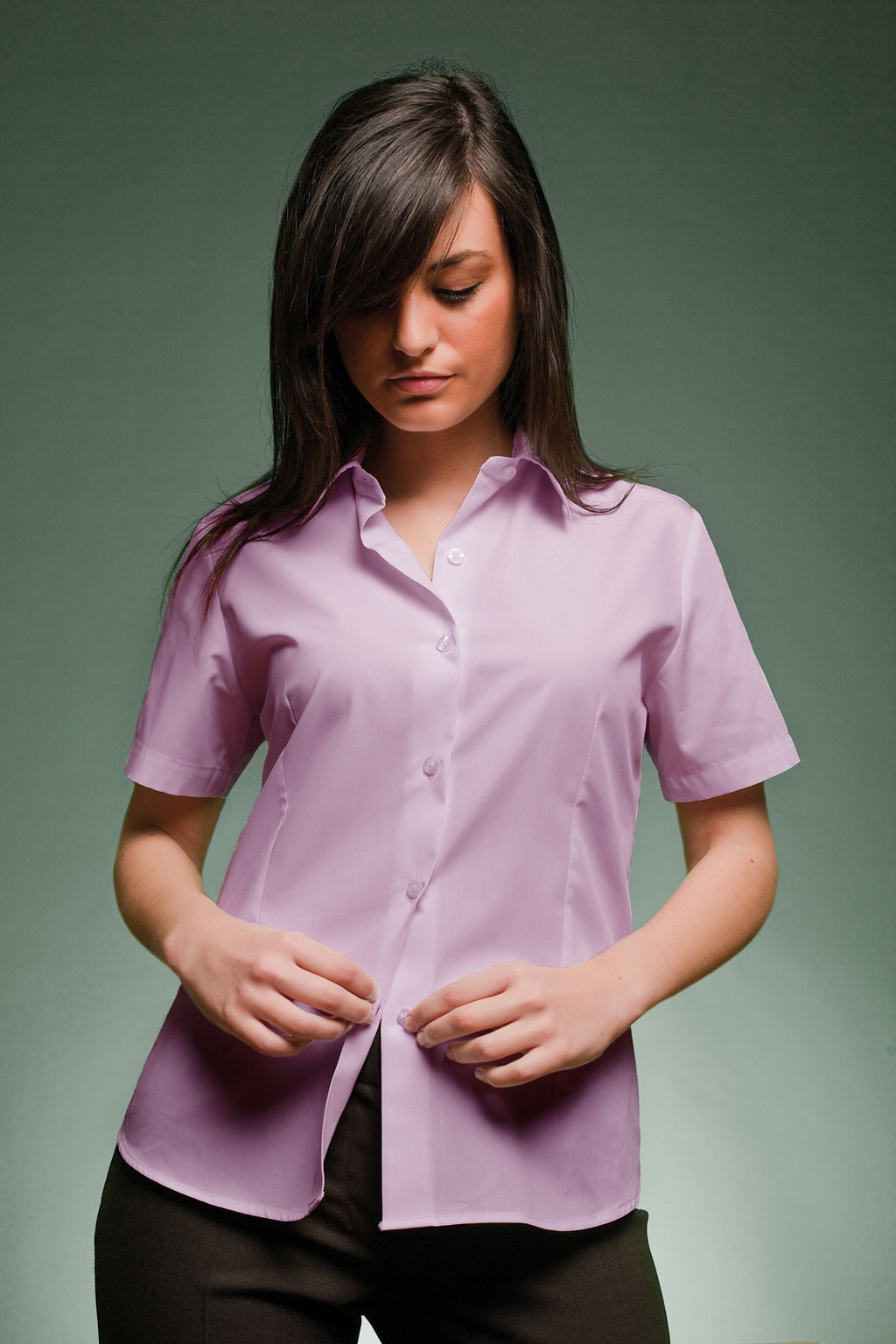 WOMEN´S SHORT SLEEVE BLOUSE