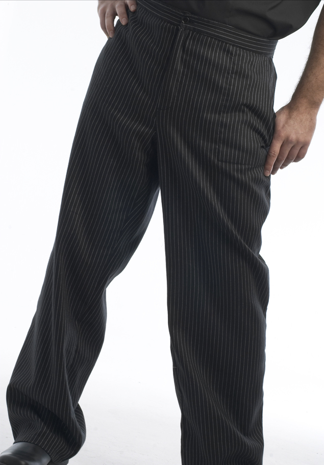 UNISEX STRIPES TROUSER