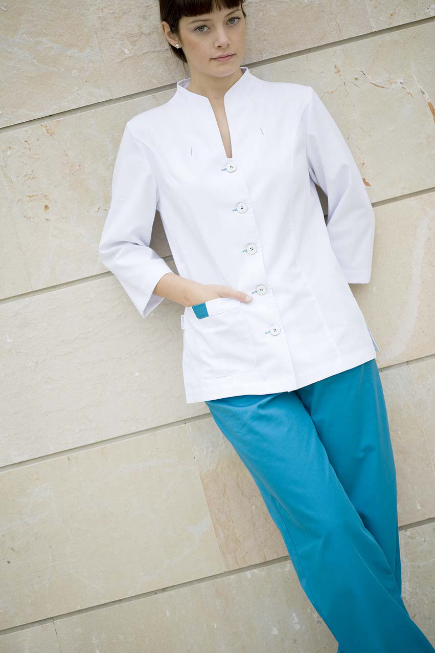 WOMEN´S TULIP COLLAR TUNIC
