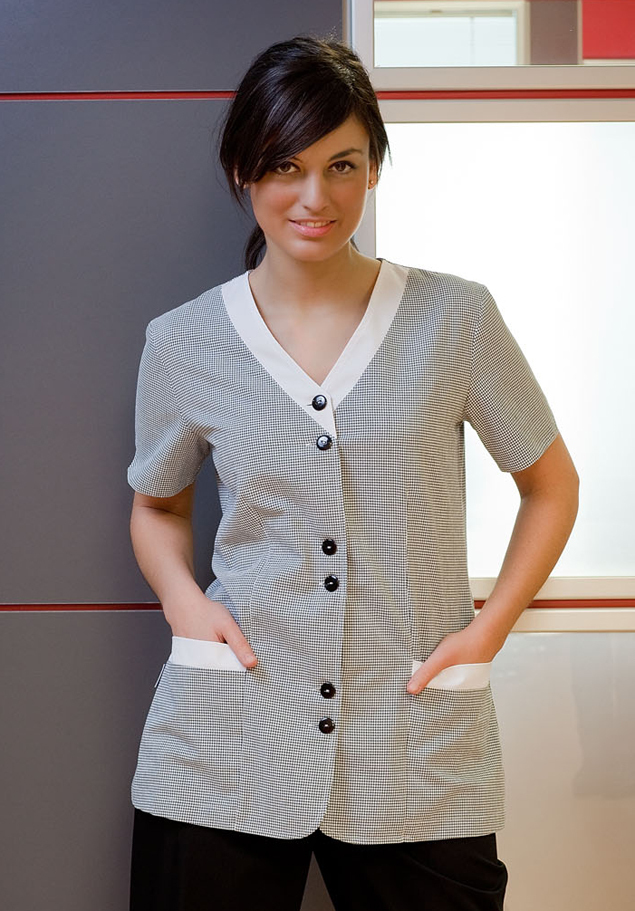 WOMEN´S SHORT SLEEVE TUNIC