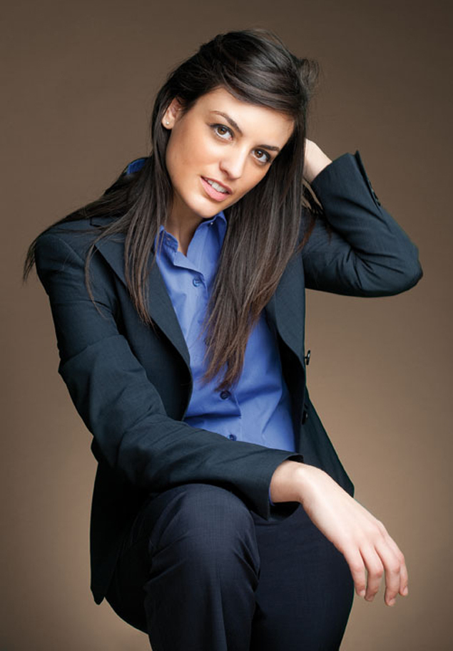 WOMEN´S LAPEL MICROFIBRE JACKET