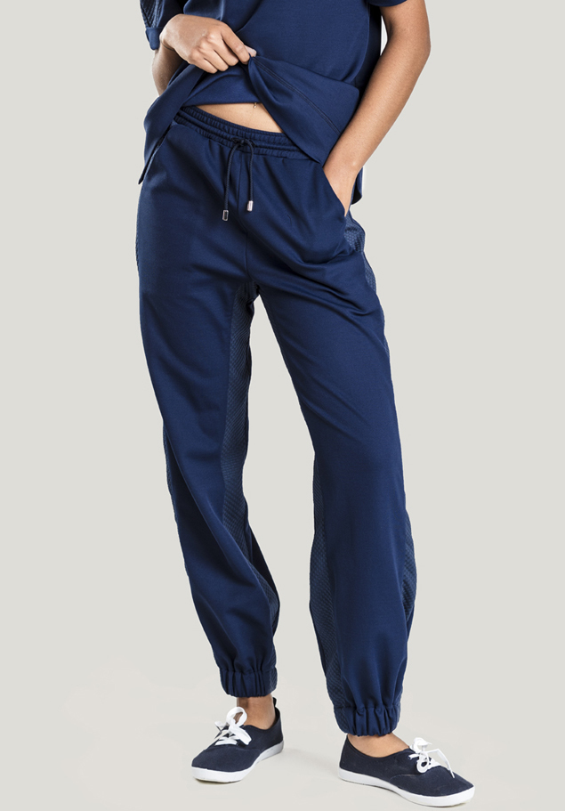 NATURA WOMEN'S TROUSERS
