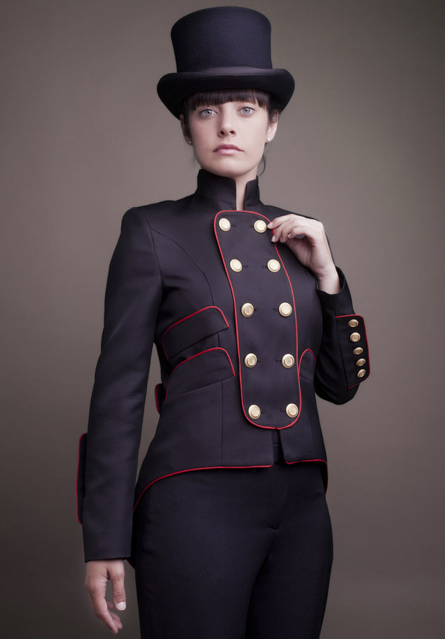 WOMAN´S MINI TAILCOAT JACKET