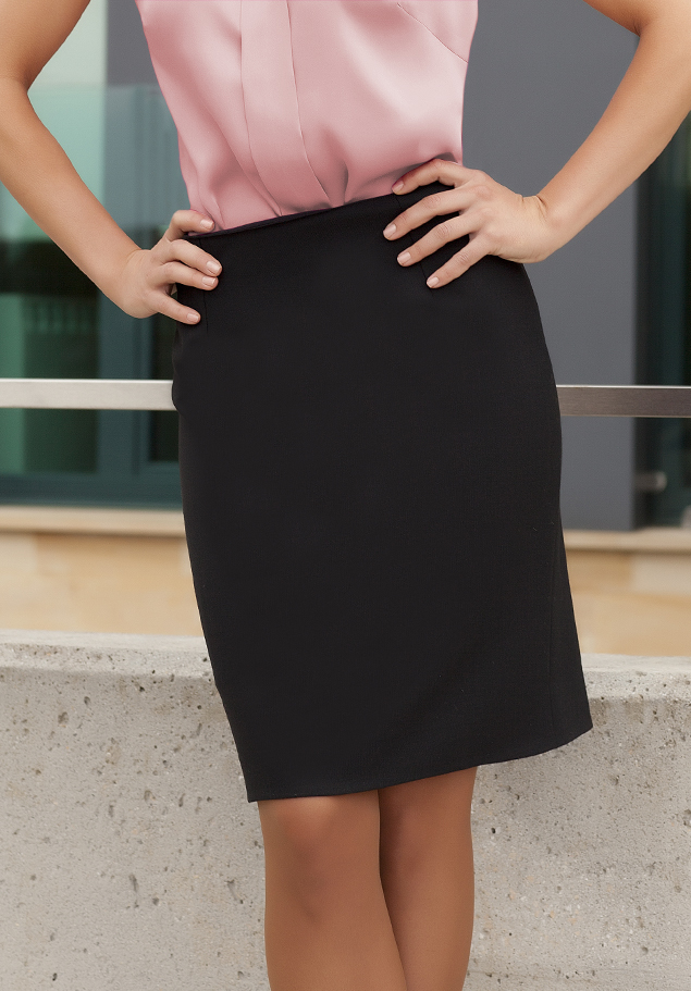 LADIES CLASSIC SKIRT ELASTIA