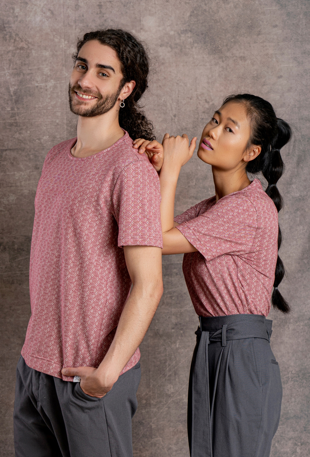 UNISEX T-SHIRT S/S ORGANIC FABRIC AND KAPOK FIBER
