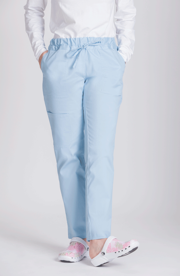 WOMEN'S TROUSERS STRECH COTTON